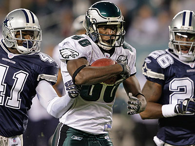 The Eagles have traded Reggie Brown to Tampa Bay for an undisclosed draft pick. (Jerry Lodriguss/Staff file photo)