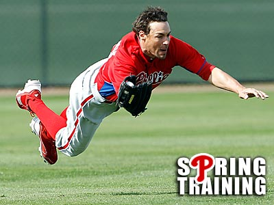 Scott Podsednik has looked good this spring, but the Phillies could opt to go with Juan Pierre instead. (Yong Kim/Staff Photographer)