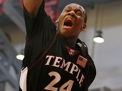 Lavoy Allen has decided to enter the NBA draft but will not hire an agent.  (Ron Cortes/Staff file photo)