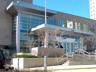 The School District of Philadelphia headquarters on Broad Street (File photo)
