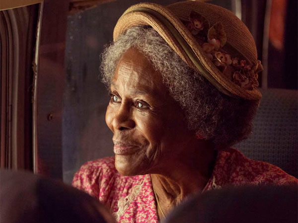 "Cicely Tyson stars in Lifetime's ""The Trip to Bountiful"""