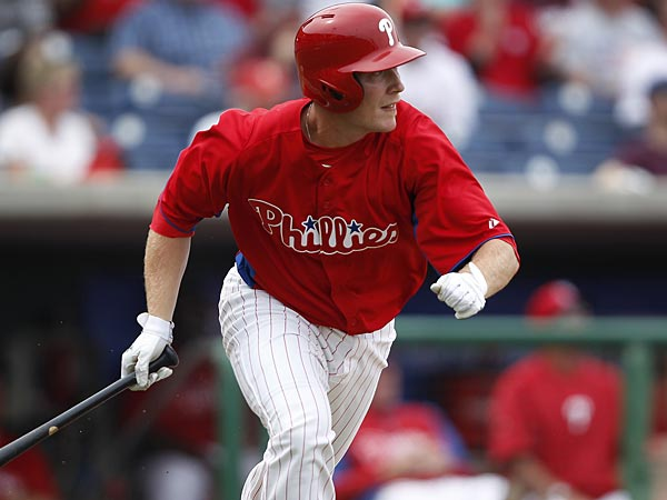 Phillies prospect Cody Asche. (David Maialetti/Staff file photo)