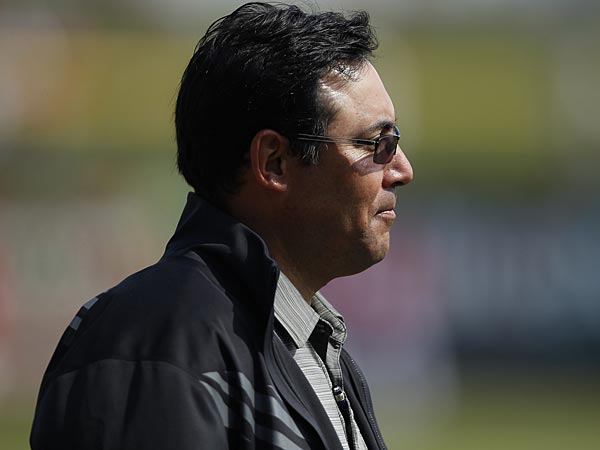 Phillies general manager Ruben Amaro Jr. (David Maialetti/Staff Photographer)