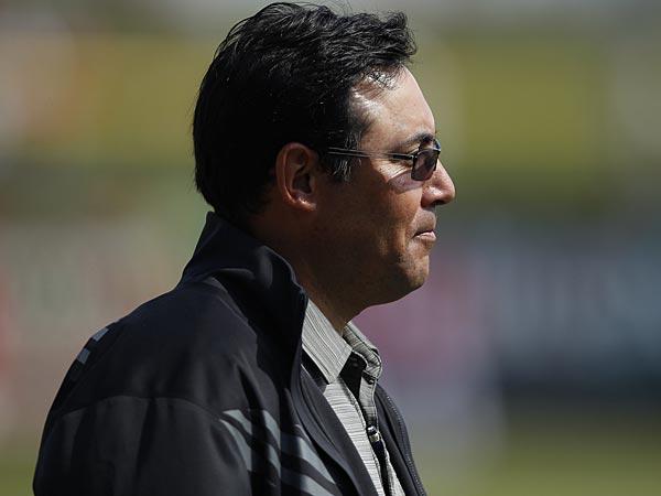 Phillies general manager Ruben Amaro Jr. (David Maialetti/Staff Photographer)