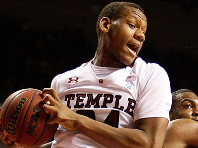 Former Temple Owl Lavoy Allen will participate in the Sixers´ first pre-draft workout. (Ron Cortes/Staff file photo)