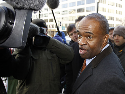 Executive director DeMaurice Smith and the NFL Players Association decertified the union after labor talks failed. (AP Photo/Alex Brandon)
