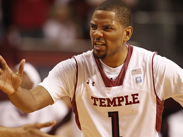 Temple guard Khalif Wyatt. (Ron Cortes/Staff Photographer)