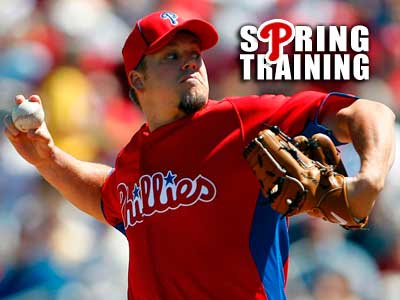 Joe Blanton has struck out 7.1 batters per nine innings since joining the Phillies. (Yong Kim/Staff Photographer)