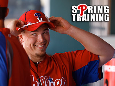 Vance Worley will get the start today as the Phils take on the Pirates. (David Maialetti/Staff Photographer)