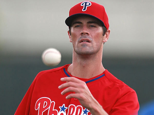 Phils' Hamels back to square one