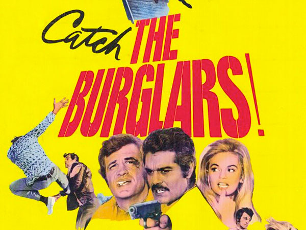 """""""The Burglars,"""" based on Philly author David Goodis´ pulp noir, screens as part of the month-long Cinedelphia Film Festival."""