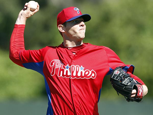 Phillies reliever Justin DeFratus. (Yong Kim/Staff Photographer)