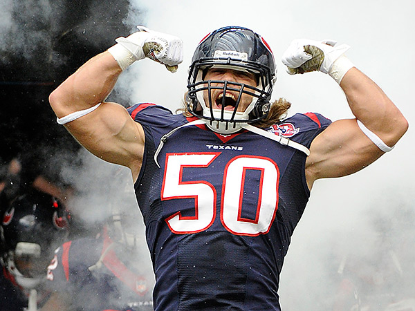 NFL Free Agency: Eagles sign ex-Texans linebacker Bryan Braman …
