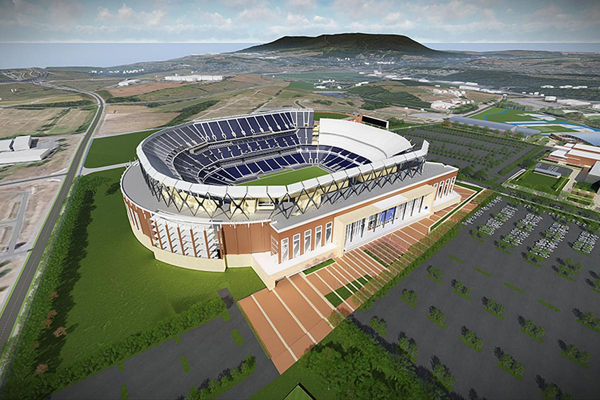 Penn State Delays Beaver Stadium Makeover To Focus On