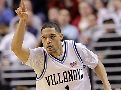 Scottie Reynolds and Villanova will face Robert Morris in the first round of the NCAA Tournament. (AP Photo/Matt Slocum)