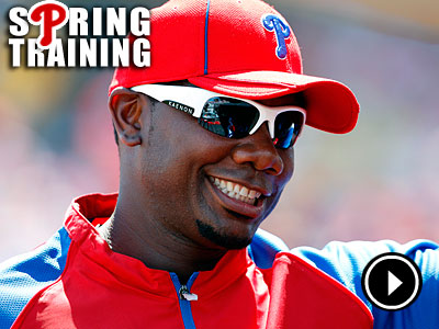 Ryan Howard might return after the All-Star break. (David Maialetti/Staff Photographer)