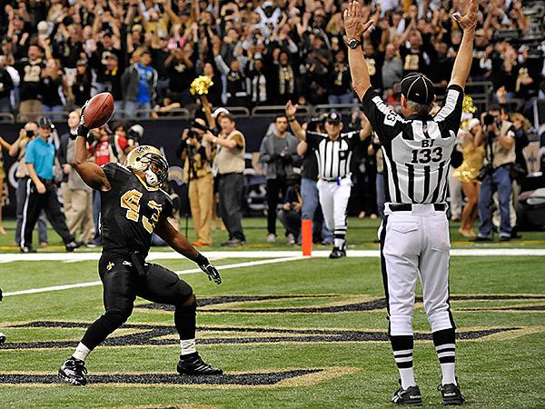 Running back Darren Sproles. (AP Photo/Bill Feig)