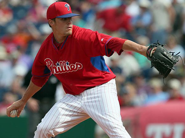 Phillies minor-league pitcher Ken Giles. (Yong Kim/Staff Photographer)
