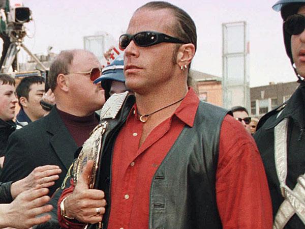 Shawn Michaels. (Victoria Arocho/AP file)