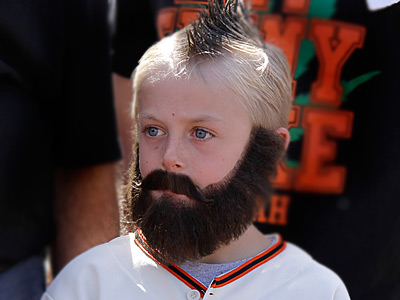 "Should you ""Fear the Beard"" this season?  (AP Photo/Eric Risberg)"