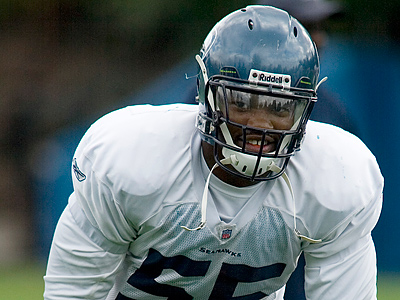 The Eagles have traded for defensive end Darryl Tapp from the Seahawks. (AP Photo/Jim Bryant)