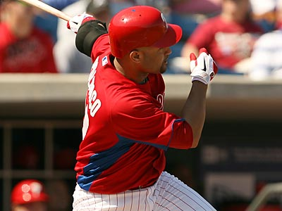 Placido Polanco is the latest Phillie to come down with an injury in spring training. (Yong Kim/Staff Photographer)