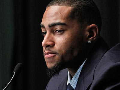 """I´m happy with the deal that I´ve gotten,"" DeSean Jackson said last week. (Alejandro A. Alvarez/Staff Photographer)"
