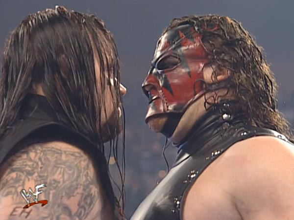 Undertaker And Kane In Real Life Reliving 'The Streak:'...