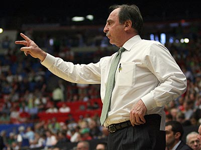 Fran Dunphy won his first NCAA tournament game as Temple´s head coach on Thursday. (Yong Kim/Staff Photographer)