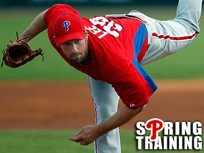 Cliff Lee will start for the Phillies today against the Pirates. (David Maialetti/Staff Photographer)