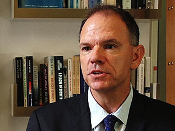 Australian Professor Geoffrey Garrett will be the new dean of the Wharton School of Business at Penn. (Photo from sydney.edu.au)