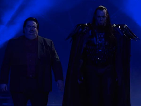Reliving 'The Streak:' The Undertaker defeats Big Boss Man ...
