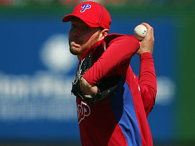 Roy Halladay will start a minor-league game on Thursday. (David Swanson/Staff Photographer)