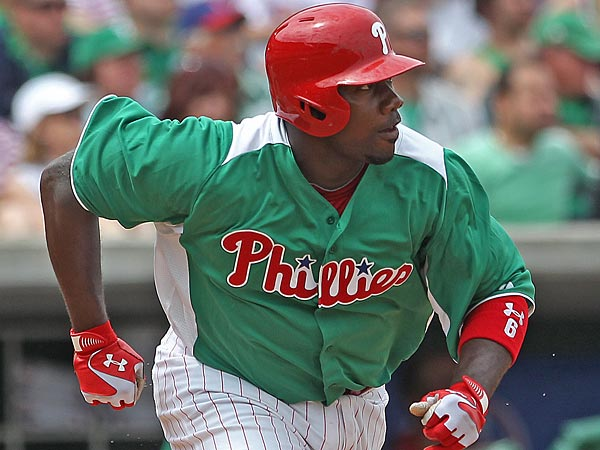 Phillies first baseman Ryan Howard. (Michael Bryant/Staff Photographer)