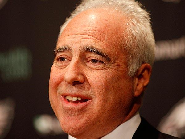 Philadelphia Eagles owner Jeffrey Lurie. (Michael S. Wirtz/Staff Photographer).