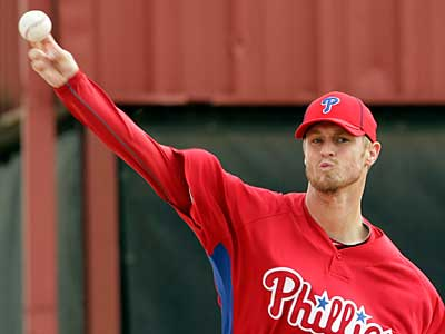 Kyle Kendrick´s performance tonight will affect his fate in the Phillies´ rotation. (Yong Kim / Staff Photographer)