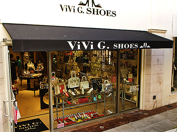 ViVi G. Shoes in Greenville, De.