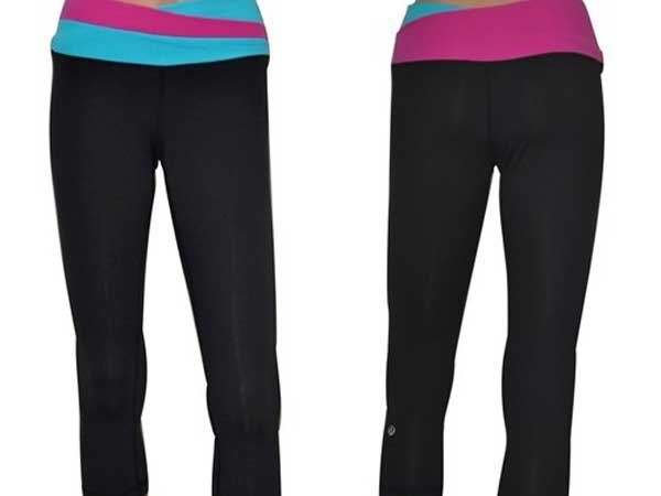 Lululemon´s black yoga pants were a lemon, and were voluntarily recalled last year for being too revealing.