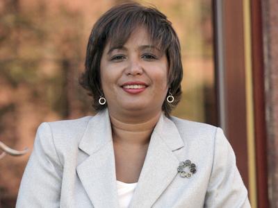 Maria Quiñones Sánchez  (Yong Kim / Staff Photographer)