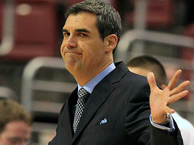 Jay Wright joins Lou Holtz and Gary Williams as honorees at this year´s Dick Vitale fundraising gala. (Ron Cortes/Staff file photo)