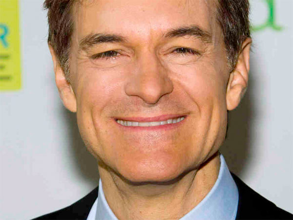 A suit was filed against Dr. Oz by a South Jersey man.
