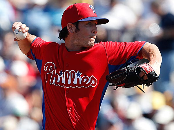 Phillies reliever Mike Stutes. (David Maialetti/Staff file photo)