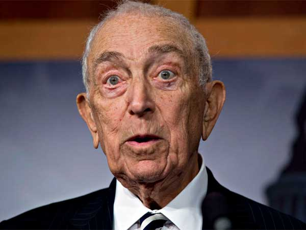 U.S. Sen. Frank Lautenberg (Associated Press)