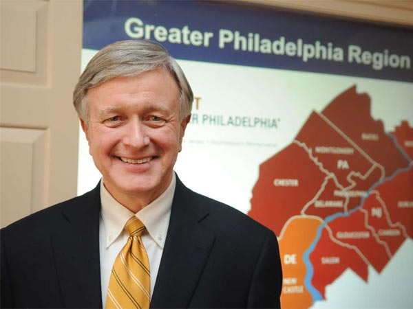 Thomas Morr, CEO of Select Greater Philadelphia. (File photo: Sarah J. Glover / Staff Photographer)
