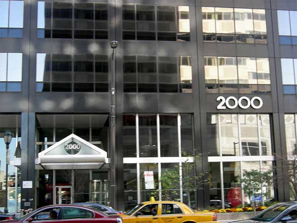 A high-rise building at 2000 Market Street in Center City has sold for a reported $110 million. Has the market finally turned? (Photo: Wikipedia.com)
