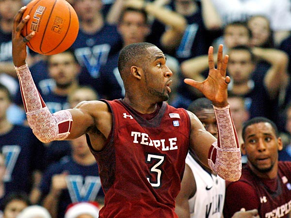 The plan is for junior Anthony Lee to play when Temple takes on NC State. (AP Photo/H. Rumph Jr)