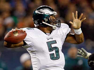 Would Donovan McNabb really veto a trade to certain teams? (David Maialetti / Staff Photographer)