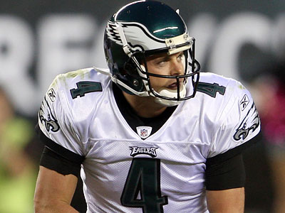 The NFL lockout has prevented the Eagles from exploring a Kevin Kolb trade. (Yong Kim/Staff file photo)