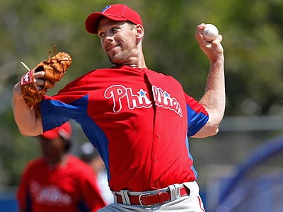 Cliff Lee will pitch in a minor-league game today to avoid facing the Astros, who he´ll pitch against on Saturday. (Kathy Willens/AP)