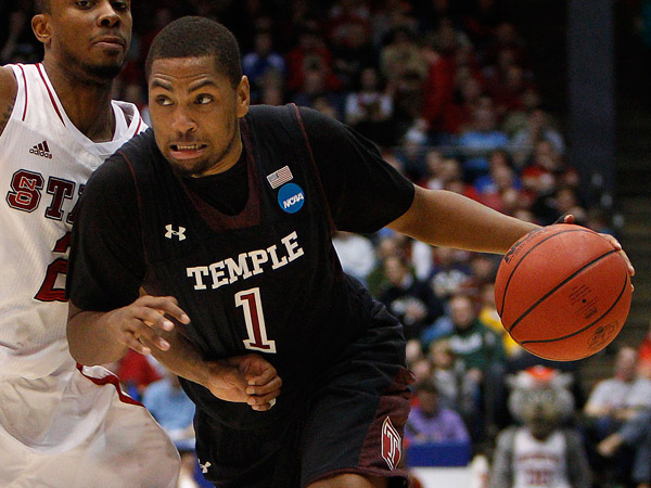 Former Temple guard Khalif Wyatt. (David Maialetti/Staff Photographer)